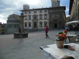 Piazza Grande di Arezzo