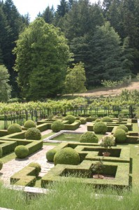 giardino di Badia