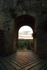 porta di Monteriggioni