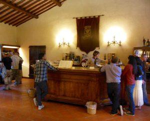 Wine Tasting at Banfi
